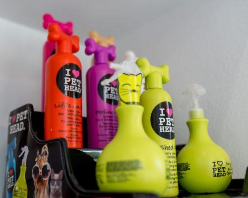 Produtos de higiene e cosmética